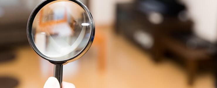 偽物占い師の特徴を見破る虫眼鏡