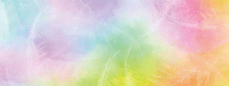 カラフルなオーラ色のイメージ