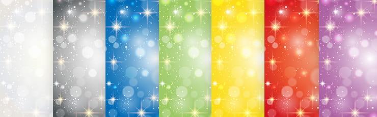 九星気学の7つの色